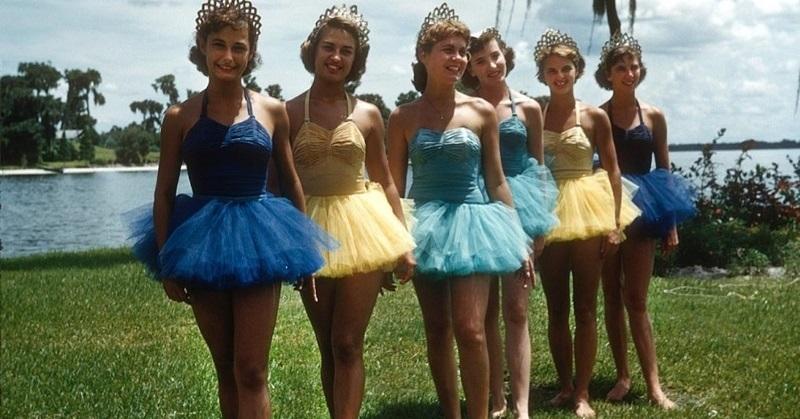 Вот как изменились тела женщин за последние 60 лет. Результат тебя поразит!