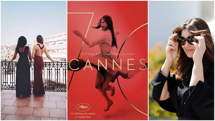 Лучшие образы знаменитостей на открытии Каннского кинофестиваля 2017