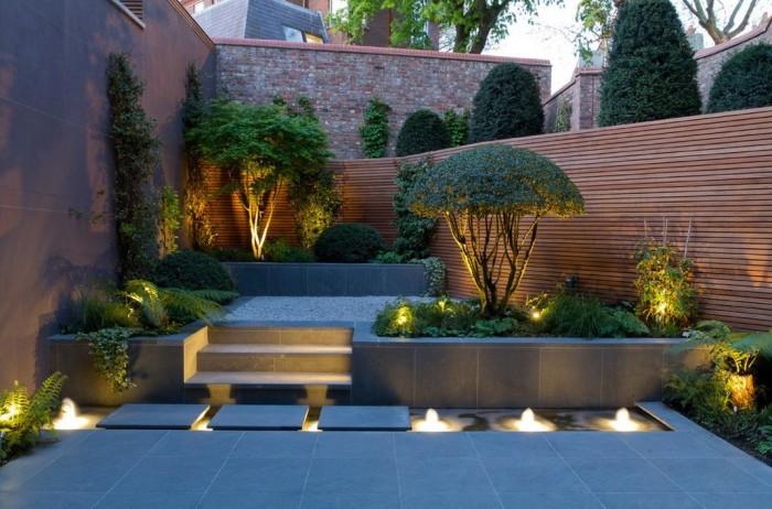 20 вдохновляющих примеров правильного освещения и обустройства садового участка