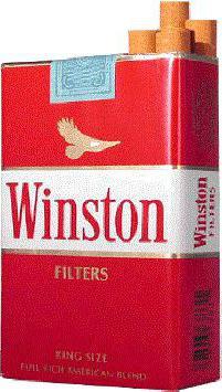 «Винстон»   сигареты отменного качества с богатой историей