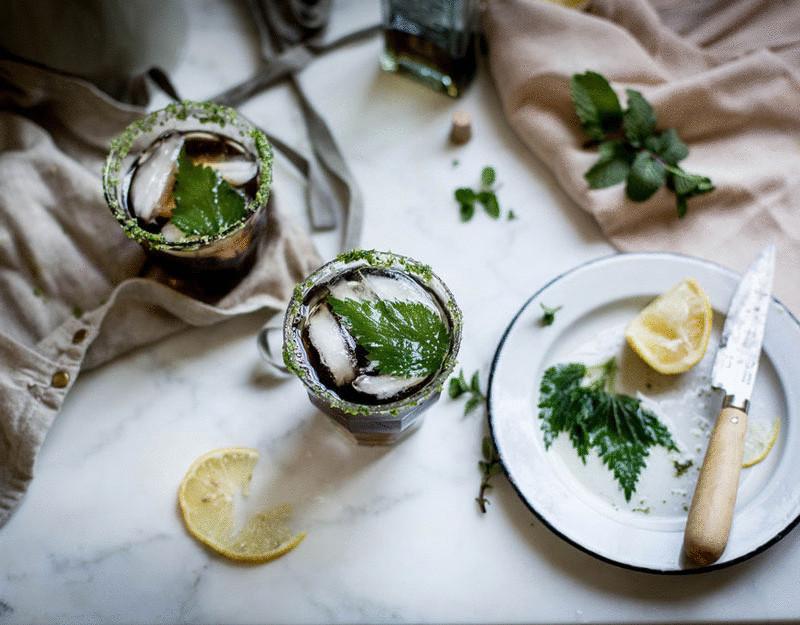 Сок из крапивы: удивительные целебные свойства