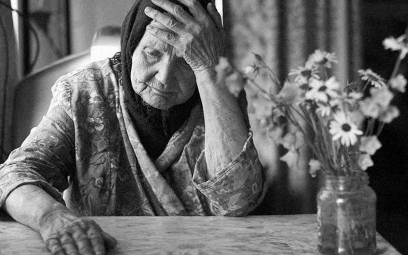 Письмо отпожилой женщины отом, какейжилосьь приСталине
