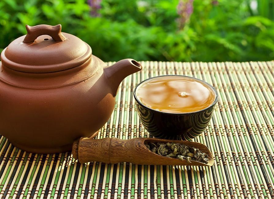 Традиции Международного дня чая