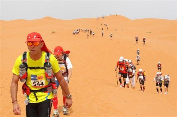 Прыжок с водопада и марафон в пустыне: 7 самых экстремальных приключений