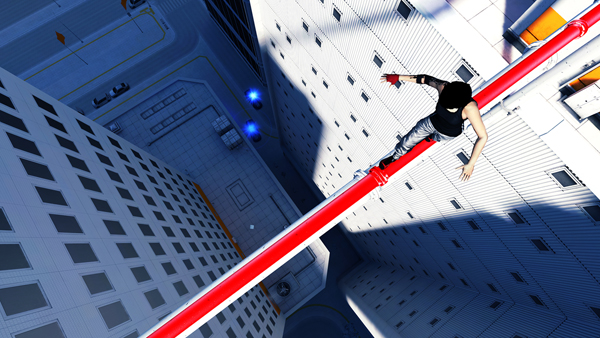 Компьютерная игра Mirror's Edge: прохождение, гайд, системные требования