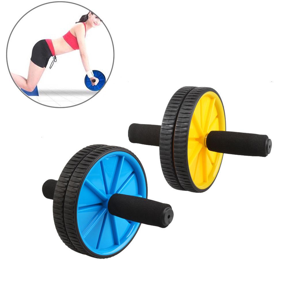 Гимнастический ролик: фото, основные упражнения, как правильно делать, отзывы