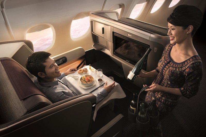 Пять авиакомпаний случшим бизнес классом