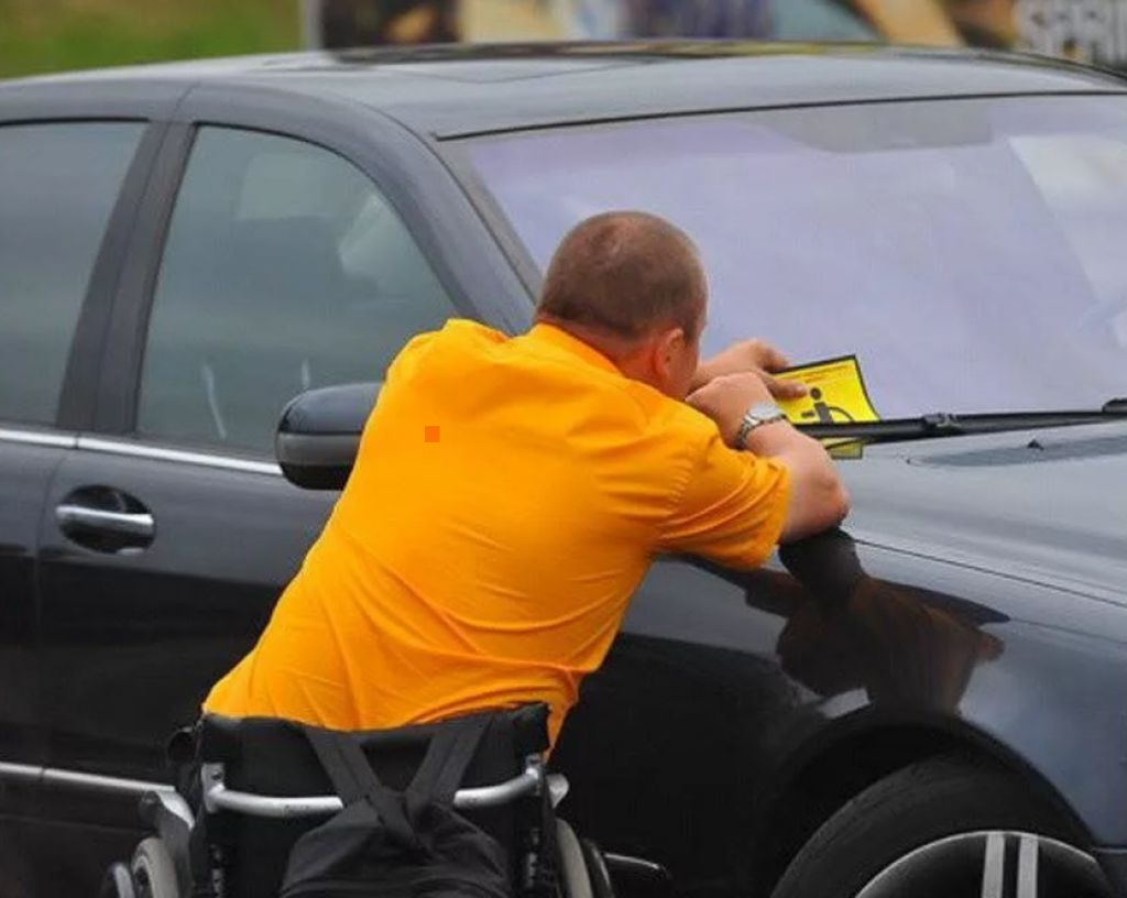 Картинки по запросу водій з інвалідністю знак