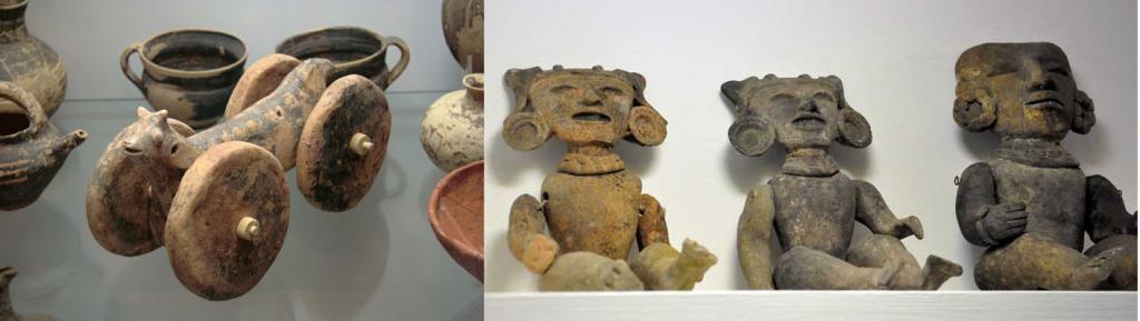 Глиняные игрушки: фото, виды, история создания, региональные особенности