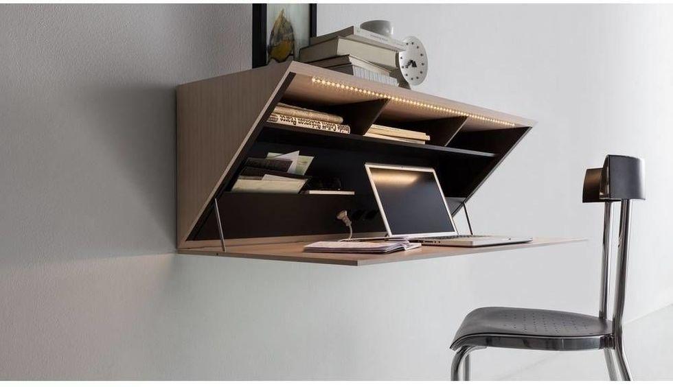 Потрясающая мебель трансформер для маленькой квартиры
