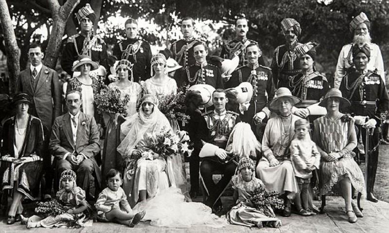 Белые хозяева колоний: роскошная жизнь вице королей Индии