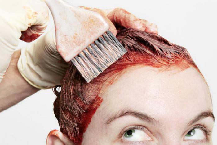 Новая краска для волос меняет цвет в зависимости от температуры воздуха
