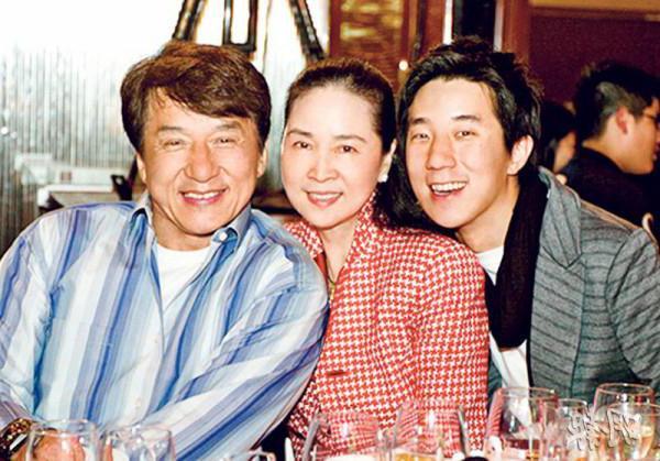 Джеки чан с сыном в одном фильме лиза арзамасова и филипп бледный 2017