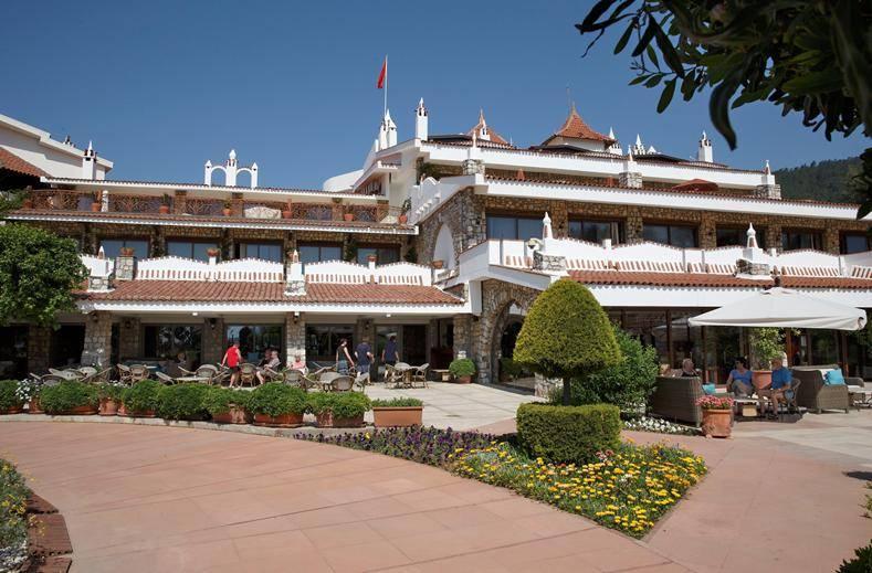 Отель Marti Resort (Мармарис, Турция): описание и отзывы