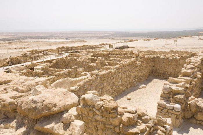Ученые раскрыли некоторые секреты свитков Мертвого моря