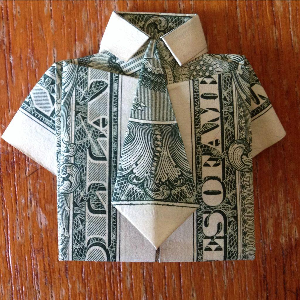 Как сложить галстук-оригами: простая схема и видеоурок