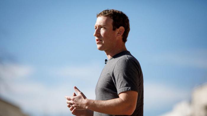 Цукерберг заявил, что Facebook спасет мир!