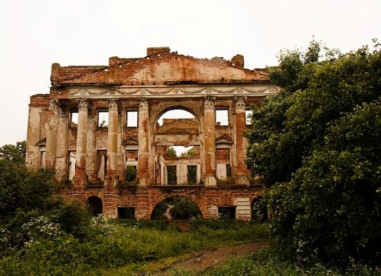Заброшенные места Подмосковья: список, описание