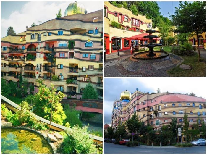 5 причудливых строений мира, при взгляде на которые не понять, что это жилой дом