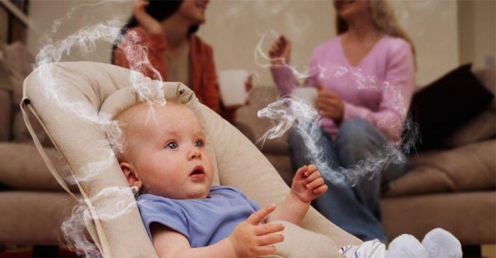 Почему не стоит курить в помещении?