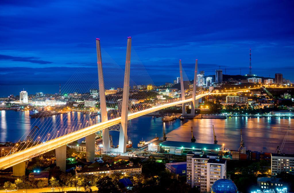 Расстояние Владивосток – Хабаровск. Изучаем, как добраться
