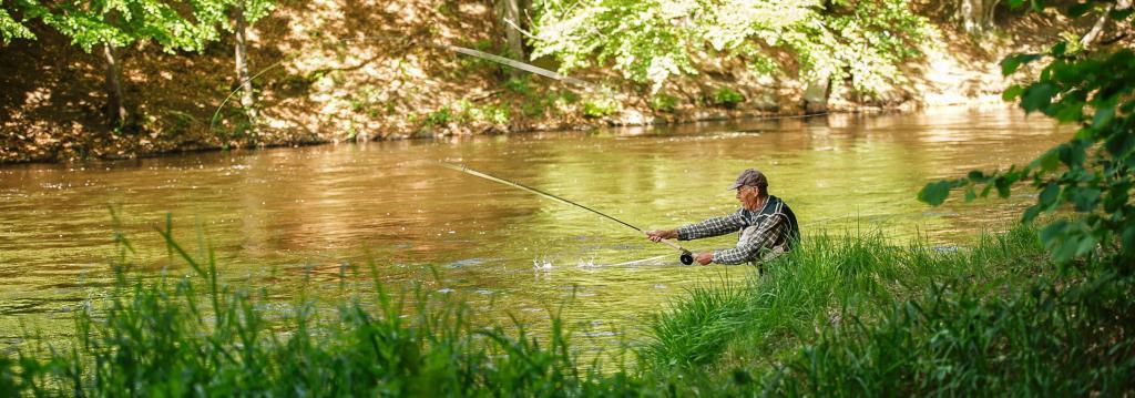 Охота и рыбалка в Пермском крае: особенности промысла, виды охоты и рыбалки