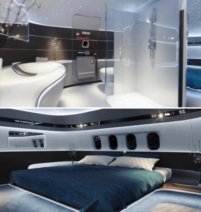 Американцы планируют открыть космический отель, отдых в котором будет таким же доступным, как поездка в Диснейленд