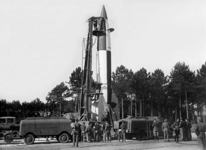 Провал «Водопада»: почему отказ от зенитной ракеты стал большой ошибкой Гитлера