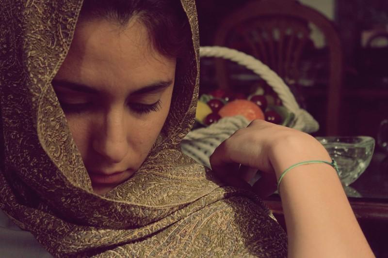 Мать наказала 14 летнюю дочь заотказ носить хиджаб