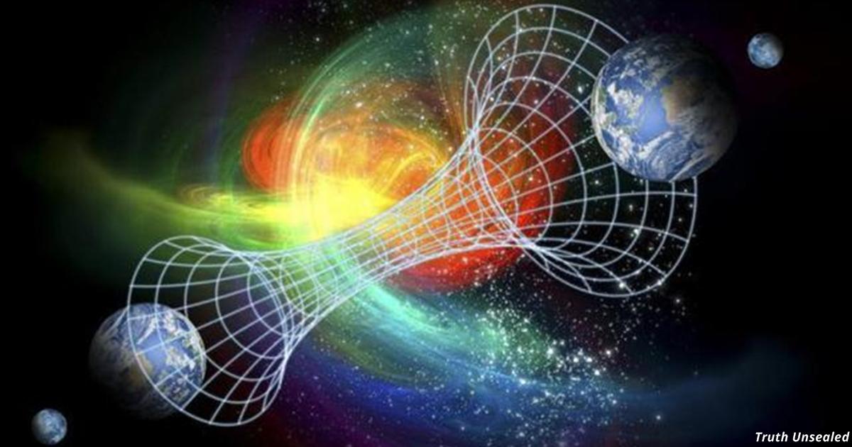 Появилось первое доказательство существования параллельных вселенных!