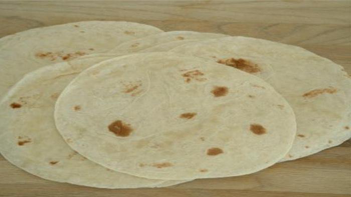 Мексиканская лепешка: секреты приготовления, рецепты начинок