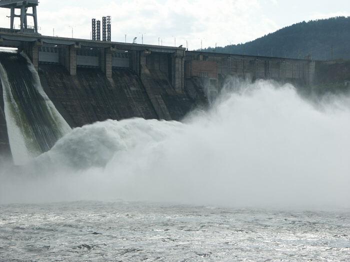 Невероятная сила воды