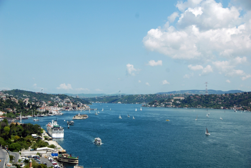 Пролив Босфор: описание, особенности, интересные факты и расположение