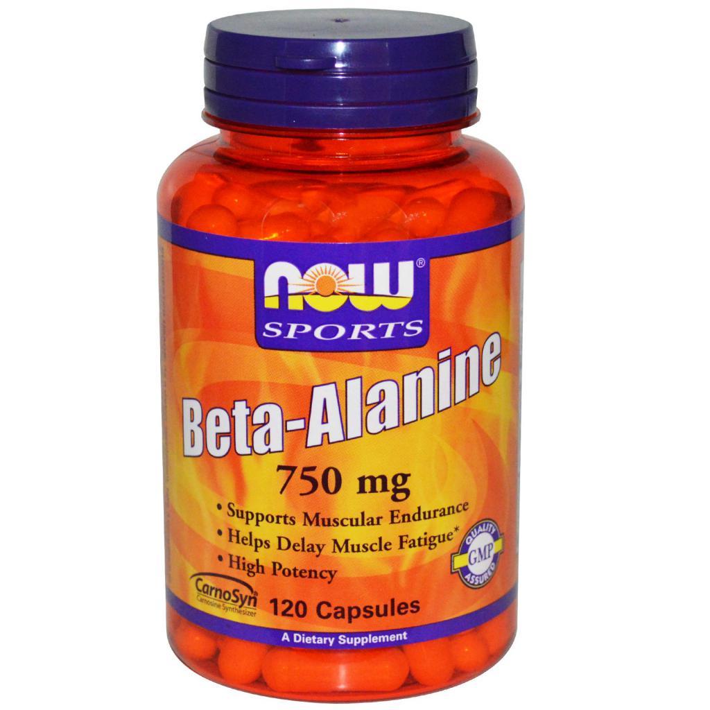 Бета-аланин: влияние, польза и вред, особенности применения