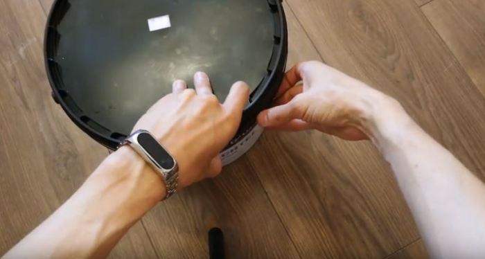Как сделать сумку-холодильник своими руками из обычного ведра