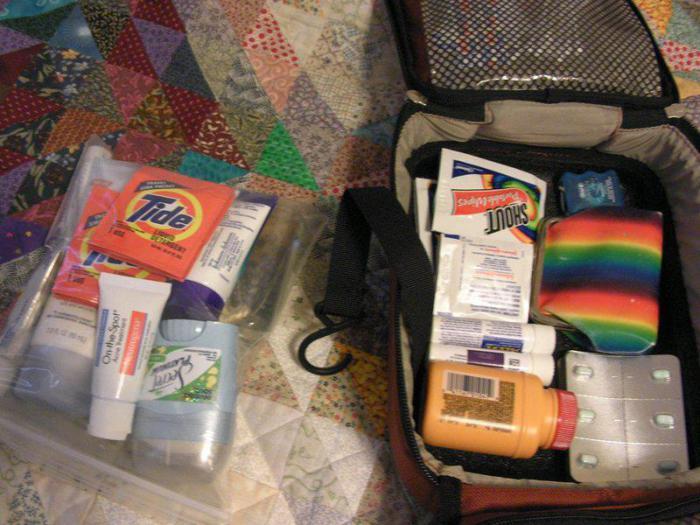 Путешествие на самолете: что нельзя делать, когда пакуете багаж