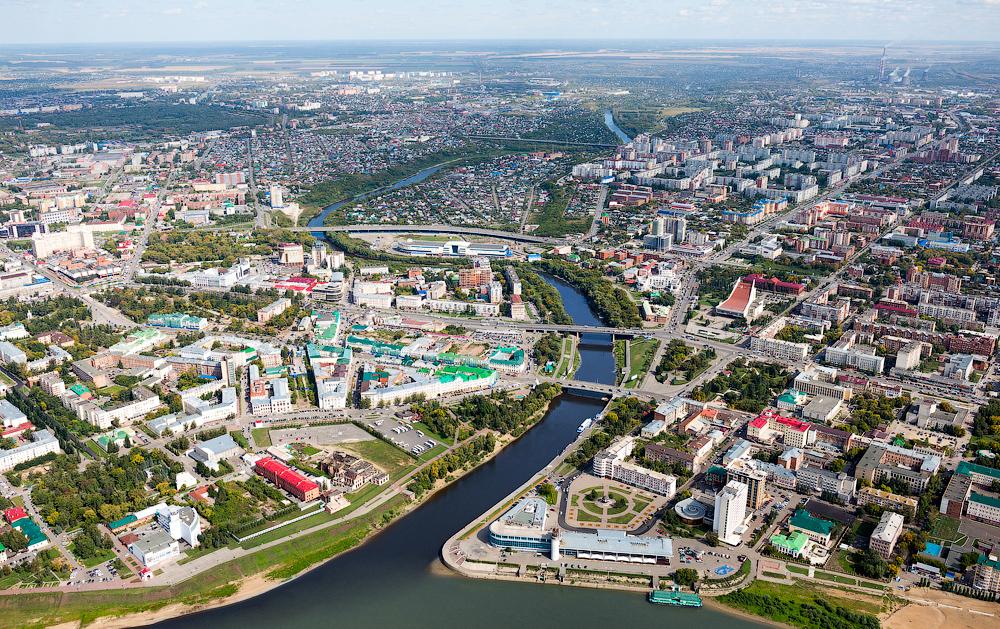 Города Западной Сибири: список, население, интересные факты