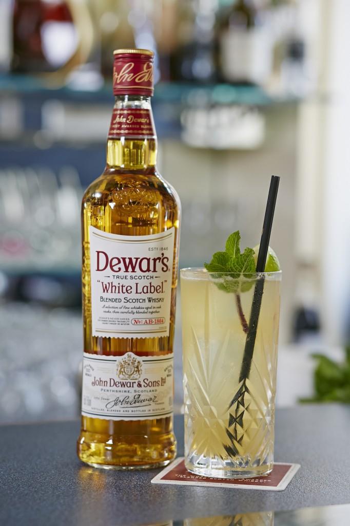 Виски Dewar's White Label: фото, описание и отзывы покупателей