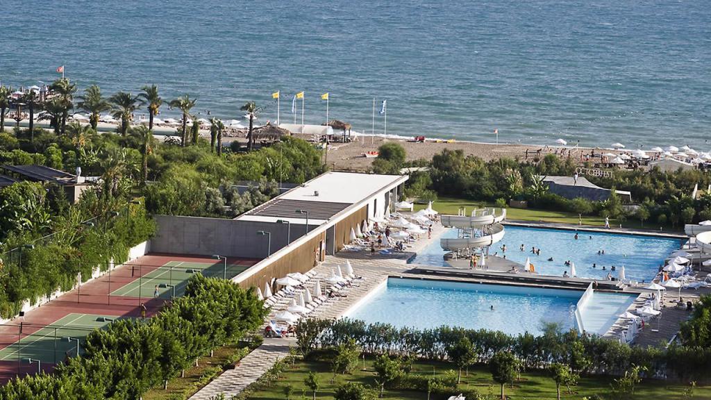 Kervansaray Lara 5* (Турция/Анталия/Лара): фото, описание номеров, сервис и развлечения, отзывы туристов