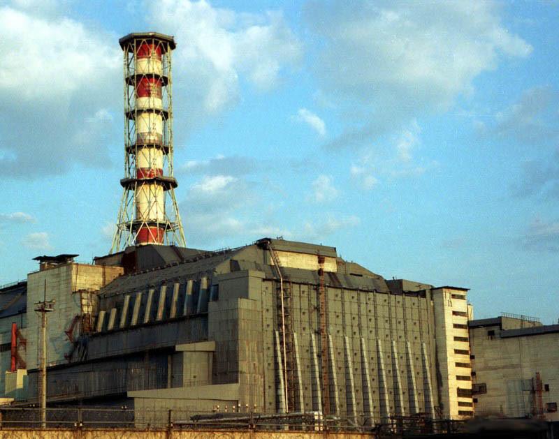 Чернобыль  Чтопроизошло наЧернобыльской атомной электростанции 26апреля 1986 года