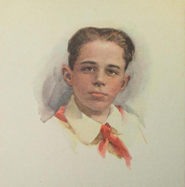 Пионер-герой Володя Дубинин: биография, подвиг и интересные факты
