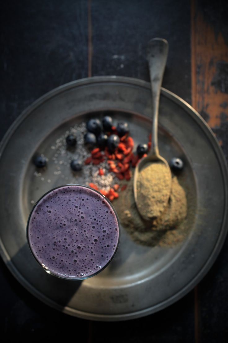 Этот ягодный коктейль уменьшает уровень мочевой кислоты в организме