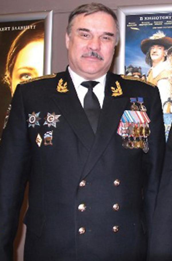 Говорит адмирал