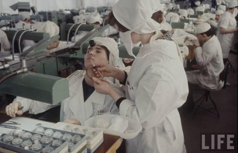 Каквыглядела бесплатная медицина вСоветском Союзе