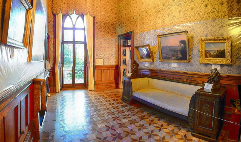 Воронцовский дворец в Алупке: история создания, фото, описание, архитектор