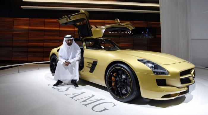 5 эксклюзивных авто арабских шейхов, существующих в единственном экземпляре
