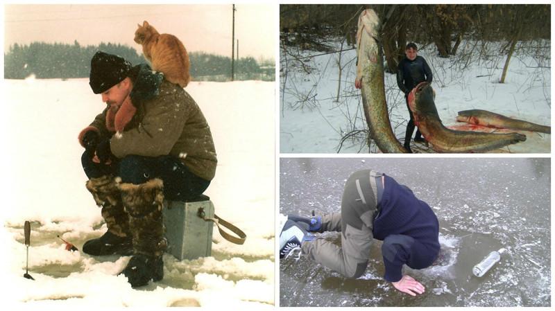 Зимняя рыбалка   этоудовольствие, которое можно получить нераздеваясь