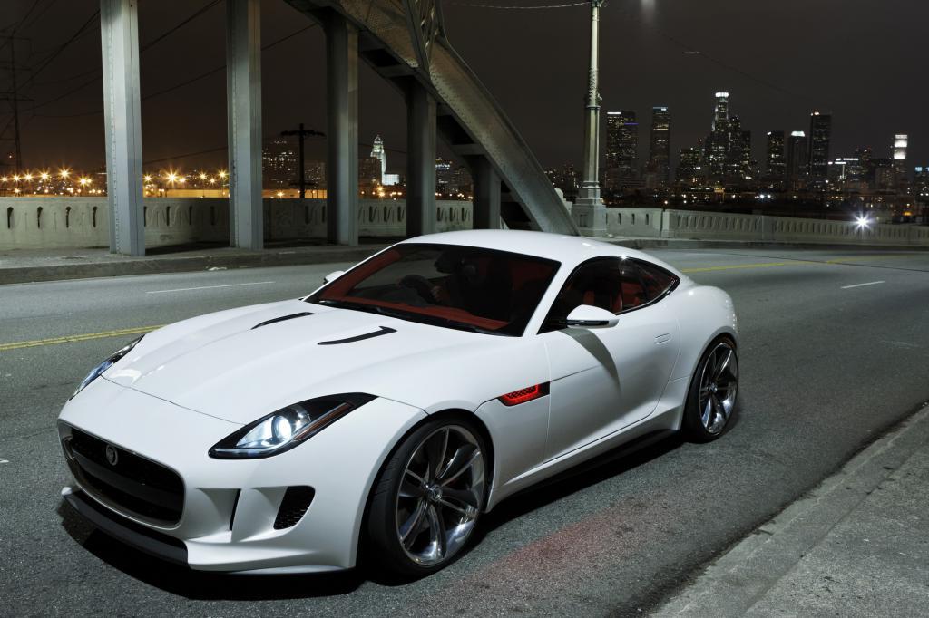 Jaguar F-Type: фото, обзор, технические характеристики, отзывы