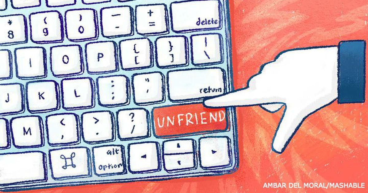 11 вещей, которые нужно по быстрому удалить со своей страницы в Фейсбуке!