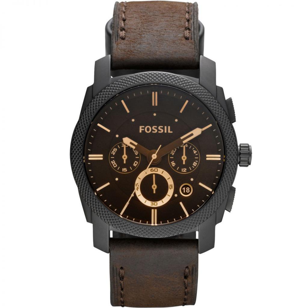 Мужские часы Fossil: обзор и фото